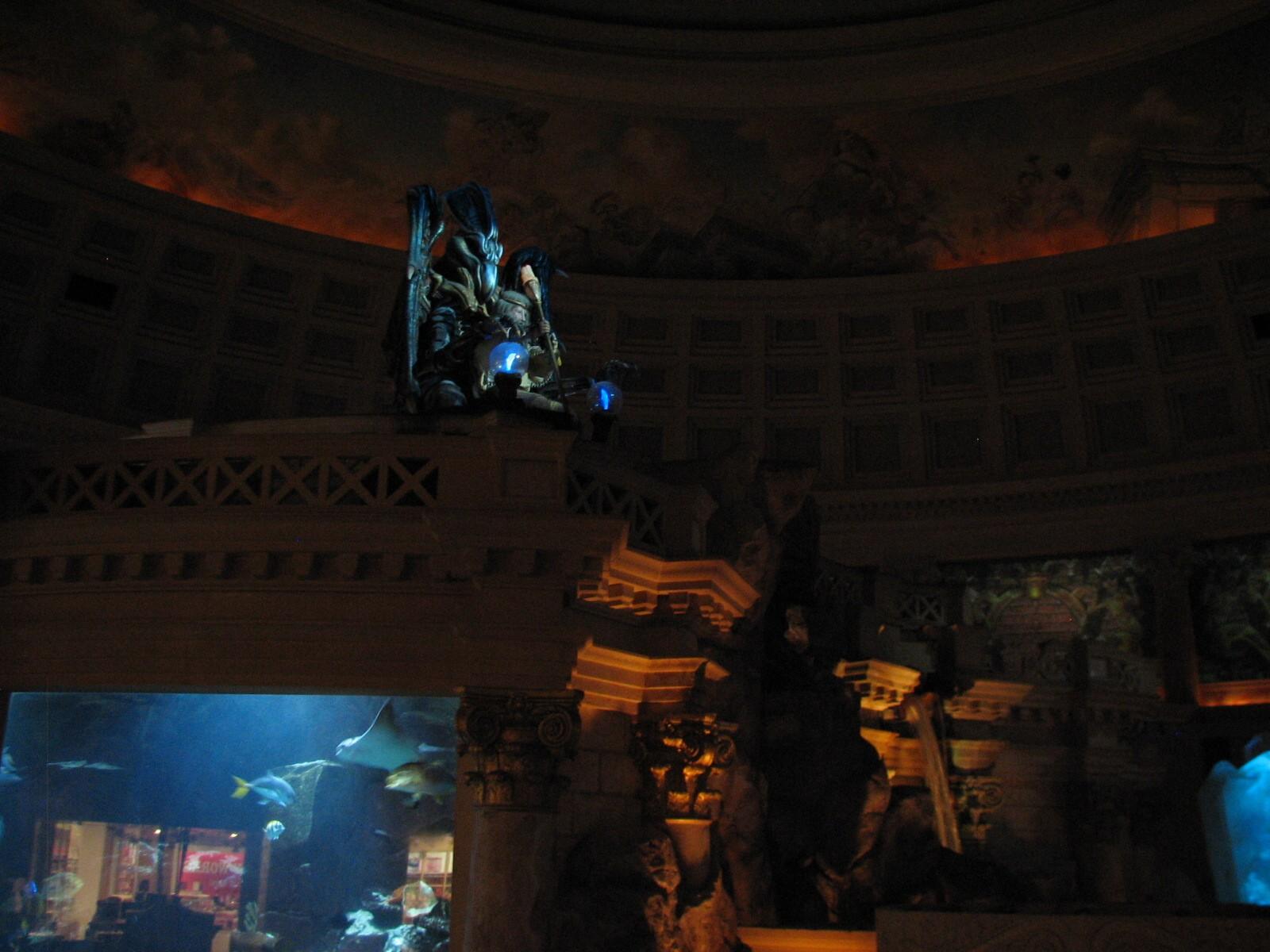 Fall of Atlantis Caesars Palace Las Vegas