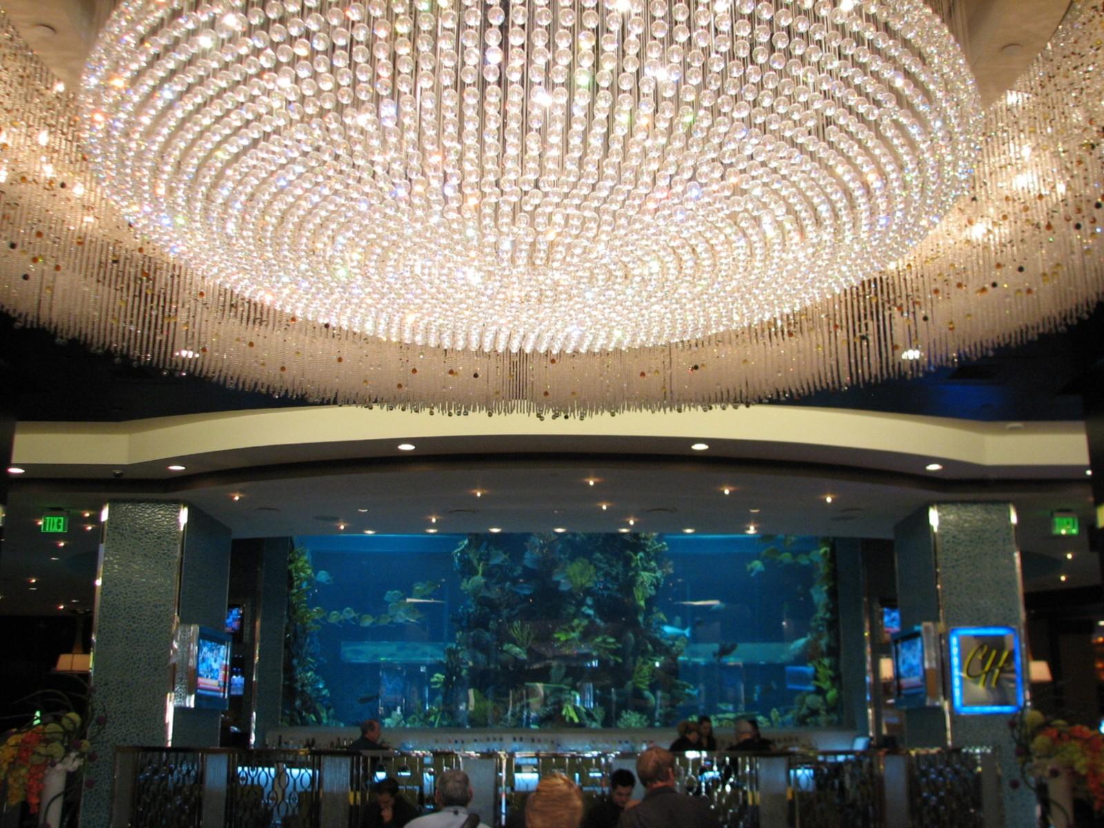 Chart House Aquarium Golden Nugget Hotel Casino In Las
