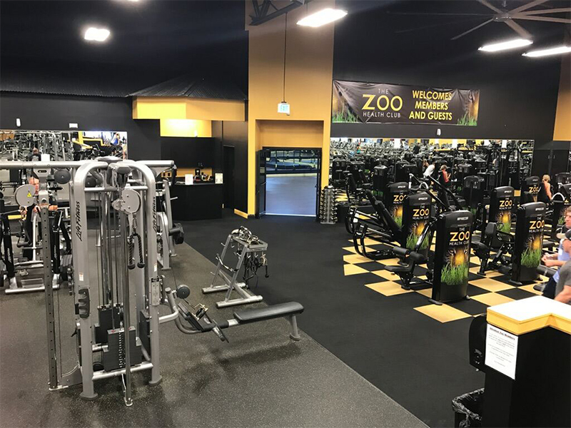 zoo club workout franchise opportunity