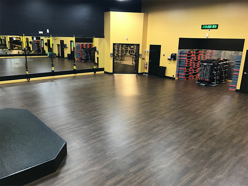 zoo fitness franchise opportunity workout room classes