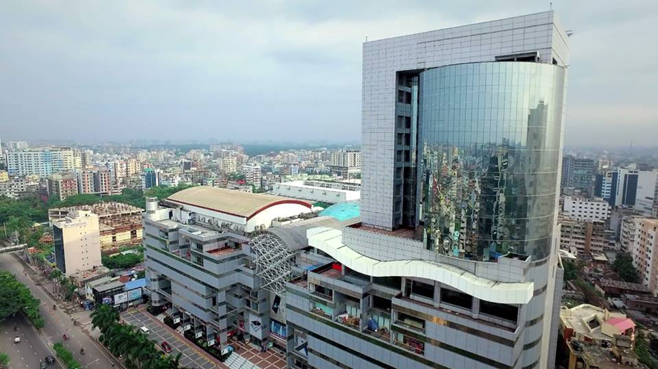 Bashundhara city shopping mall image