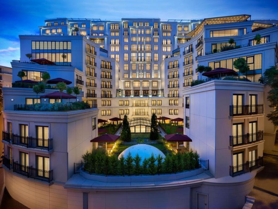 CVK-Park-Bosphorus-Hotel image