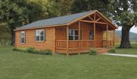 Modular Log Homes | Prefab Log Cabins | Modular Log Cabin
