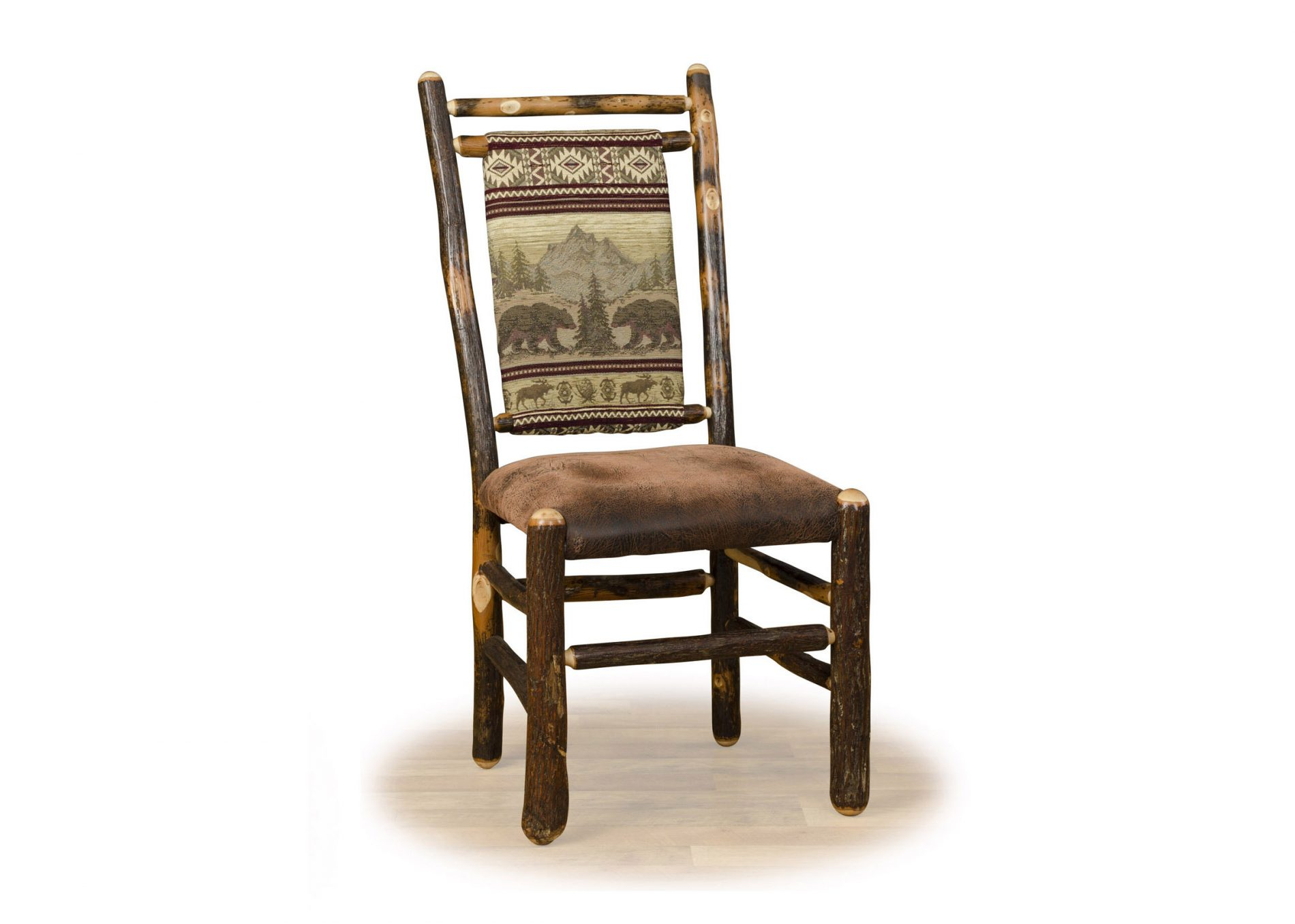 hickory dining room chairs chair cover hire forest of dean furniture rustic