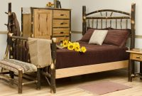 Hickory Bedroom Furniture | Rustic Wood Bedroom Furniture