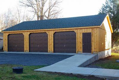 Log Cabin Garages Plan Your Modular Garage Zook Cabins