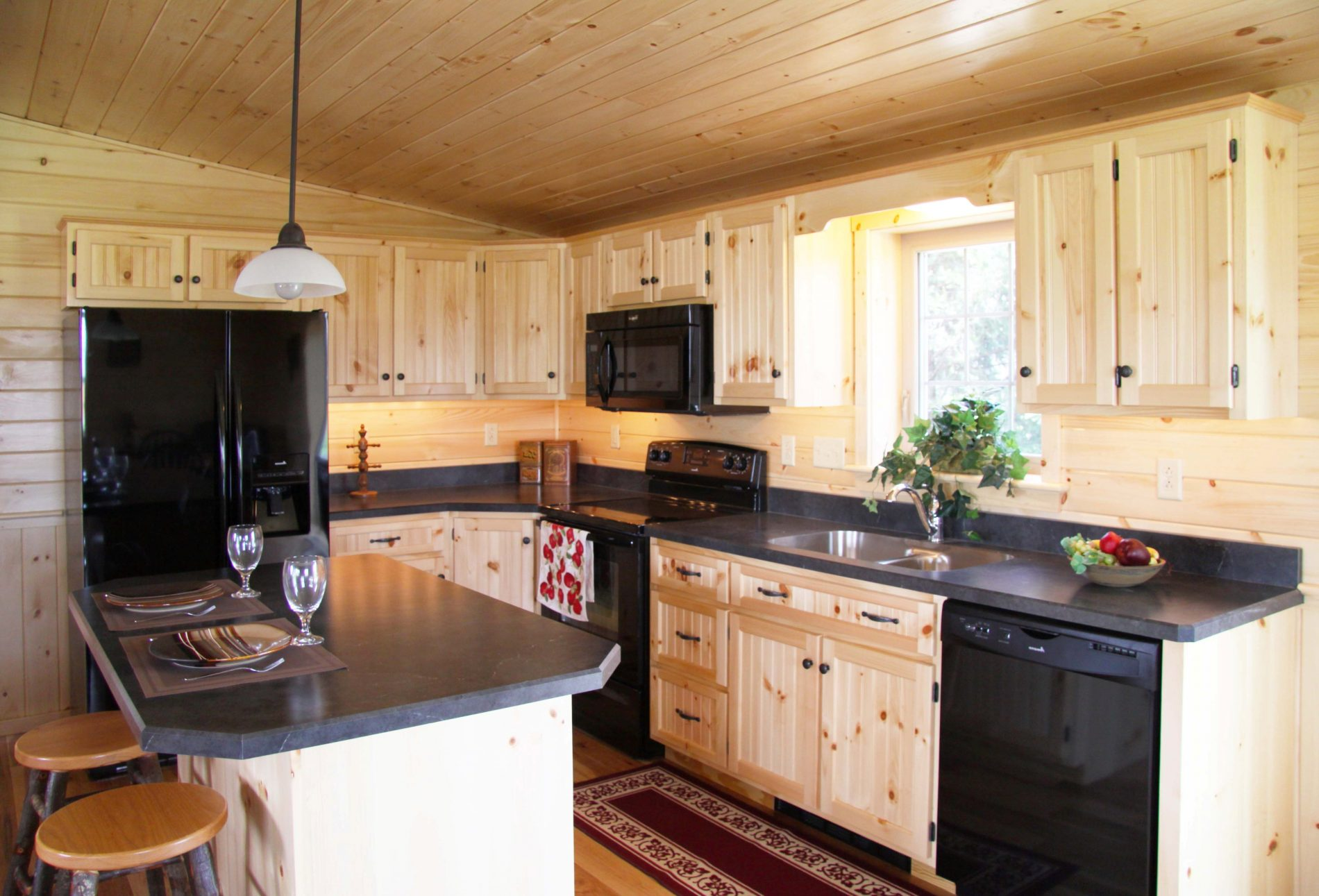 Build Your Own Cabin Plans  Custom Made Log Cabins