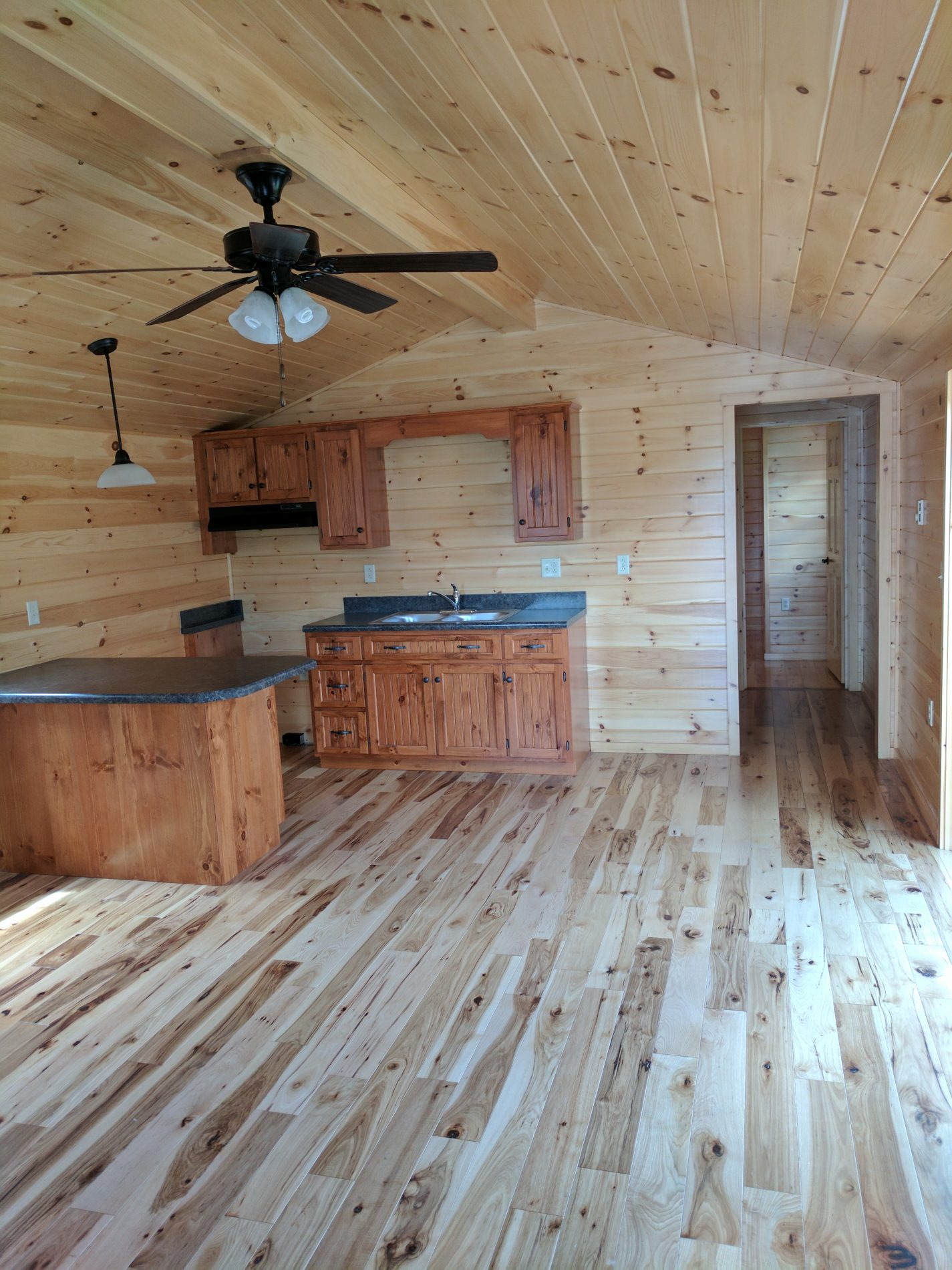 Settler Cabin  Hunting Lodge Plans  Small Cabin Plans