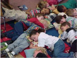 Kindergarten nap2