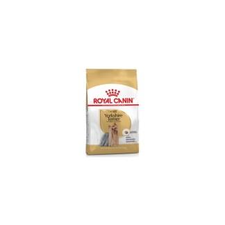 Суха храна ROYAL CANIN YORKSHIRE TERRIER ADULT за йоркшир териер над 10 м, 500 g