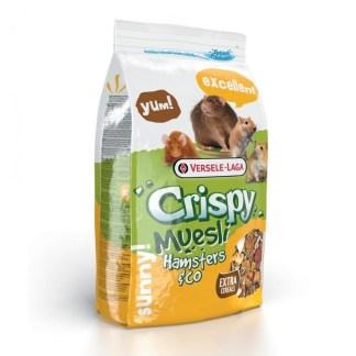 Храна за хамстери VERSELE LAGA CRISPY MUESLI HAMSTER & CO, 1 kg