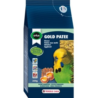 Мека яйчна храна за малки папагали VERSELE LAGA GOLD PATEE SMALL PARAKEET, 250 g
