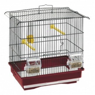 Клетка за птици FERPLAST CAGE GUISY BLACK, 39х26х37см.