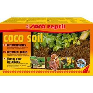 Постелка за терариум SERA COCO SOIL кокосов субстрат
