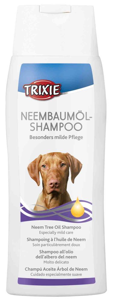Trixie - Shampoo all'olio dell'albero del neem. 250ml