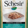 Schesir -Cat Busta Tonno con Alicette. 85gr