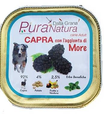 Pura Natura - Capra More. 150gr