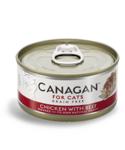 Canagan – Cat Chicken with Beef Pollo + Manzo. 75Gr
