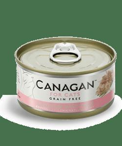 Canagan – Cat Chicken with Ham Pollo + Prosciutto. 75Gr