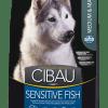 Cibau - Adult Sensitive Fish Medium Maxi. 12kg