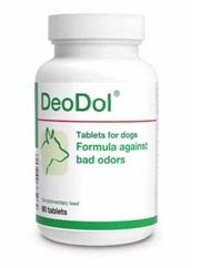 Dolfos - DeoDol 90 cani gatti. Cattivi odori e regola digestione