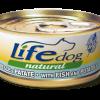 Life Dog - Umido Pollo con Pesce Patate. 170gr