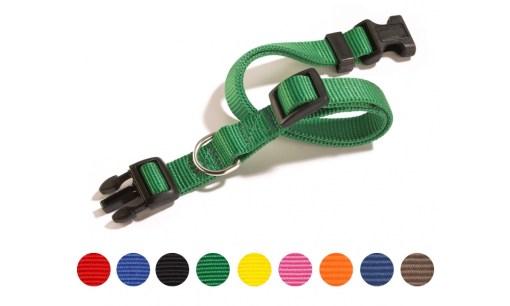 Camon - Collare Sgancio Regolabile Nero 25mm
