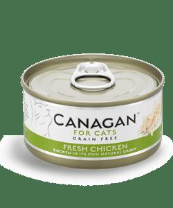 Canagan – Cat Fresh Chicken Pollo Ruspante. 75gr