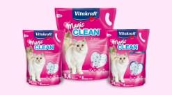 Vitakraft - Lettiera Magic Clean  5l