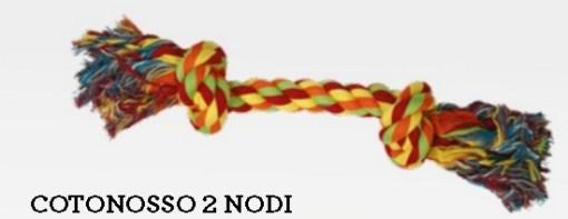 Croci - Gioco Cotonosso 2 nodi gigante. 38 cm