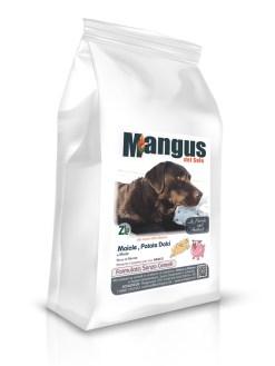 Mangus del Sole - Dog Grain Free Maiale Patata Dolce. 12kg