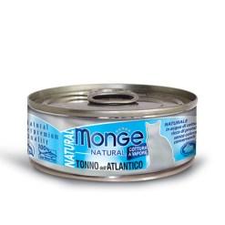 Monge - Cat Natural Tonno dell'Atlantico 80gr