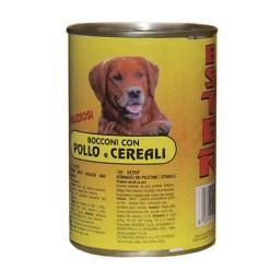 Ester - Umido Cani Bocconcini Pollo e Cereali. 1230gr