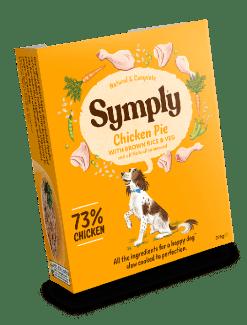 Symply - Tacchino con Riso e Verdure. 395gr