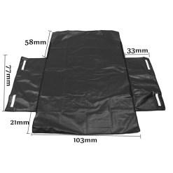 Fodera Telo Protettivo per bagagliaio auto. 156x170 cm