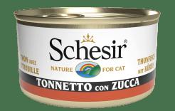 Schesir -Cat Tonno e Zucca. 85gr