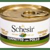 Schesir -Cat Tonno con filetti di Pollo. 85gr