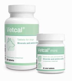 Dolfos - Vetcal 90 cani, carenze minerali e vitamine. 90pz