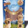 Delibest - Dog snack 100% filetto di Faraona francese. 90gr