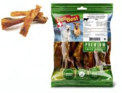 Delibest - Dog snack Torciglioni di Tendine di Manzo. 200gr