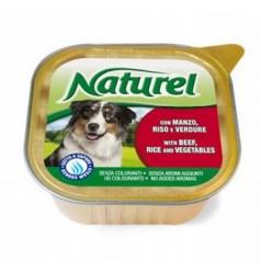 Naturel - Umido Dog Manzo. 300gr