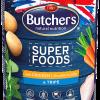 Butcher's - Super Foods bocconcini in gelatina con carne di pollo e trippa. 400gr