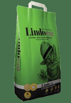 Lindocat – Lovable Nature lettiera vegetale 6litri