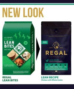 Regal - Lean Bites Recipe. 11.80kg