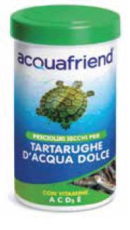 Acquafriend - pesciolini secchi per Tartarughe d'acqua. 1,2L