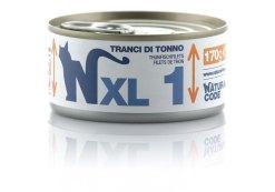 Natural Code - Cat Tranci di Tonno in acqua di cottura. 170gr