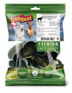 Delibest - Dog snack Zoccoli di Bufalo. 200gr