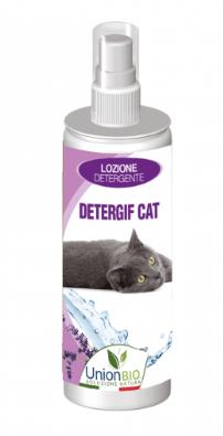 Union Bio - Detergif Cat Lozione detergente. 125ml