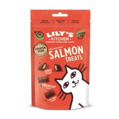 Lily's Kitchen Cat Snack al Salmone. 60gr