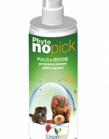 Union Bio - Phytonopick Lozione protezione naturale per cani e gatti. 125ml